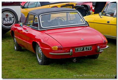 alfa romeo spider  junior related infomation