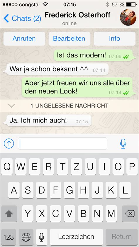 Whatsapp allows users to send and recieve messages, photos, and other information and is considered an alternative to text messages or sms. WhatsApp Probleme: Verbinden... nichts passiert auf iPhone ...