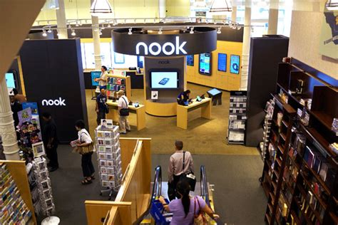 Barnes And Noble Making Massive Changes At Nook