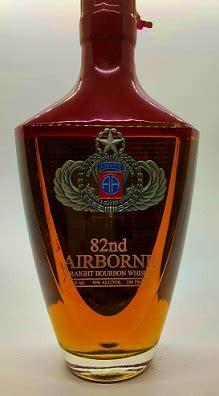airborne straight bourbon whiskey nc abcc