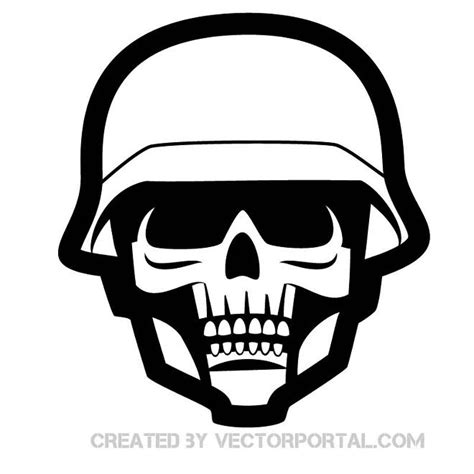 skull clipart pencil and in color skull clipart