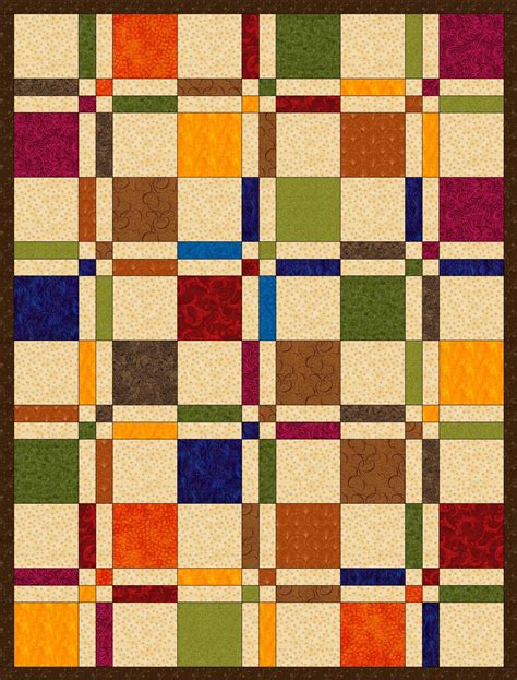 4 patch quilt patterns michele bilyeu creates with and