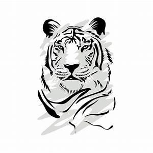 Stickers Animaux De La Jungle : stickers tigre france stickers ~ Mglfilm.com Idées de Décoration