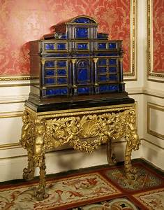 Late c17th italian lapis lazuli cabinet on a charles ii for Kitchen cabinets lowes with lapis lazuli wall art