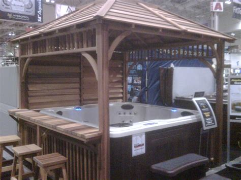 How To Design An Awesome Hot Tub Gazebo