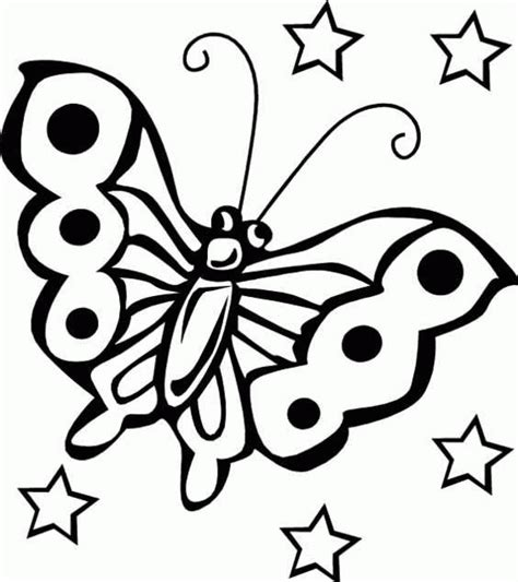 Free butterflies color pages, need printable coloring pages? Free Printable Butterfly Coloring Pages For Kids