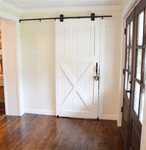 diy barn door designs and tutorials from thrifty decor