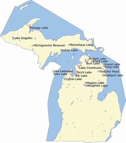 Lakes Michigan Svg