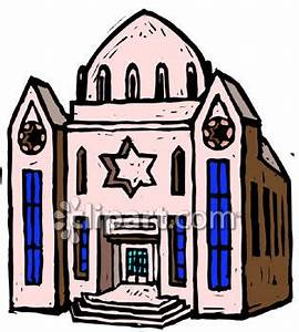 Temple and synagogue clipart image | Clipart.com