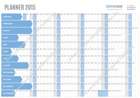 Free Downloadable 2015 Calendar Template by 2015 Yearly Calendar Printable 2017 Printable Calendar