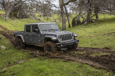 truck thursday  jeep gladiator designed