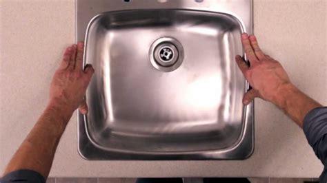grohe evier cuisine rona comment poser un évier de cuisine