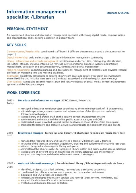 Librarian Resume Sle by Writing Essay The Of Carolina