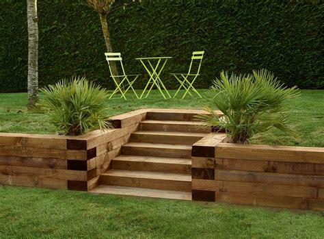 les 25 meilleures id 233 es concernant escalier de jardin sur marches jardin marches