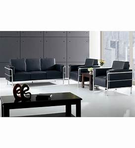 Pewrex United Office Sofa Set (3+1+1 Seater) Best Deals