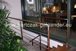Treppengeländer Außen Holz : bartczak gelaender treppengel nder verzinkt ~ Michelbontemps.com Haus und Dekorationen