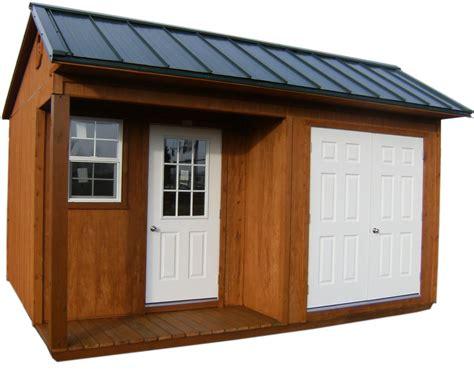 tough wood storage sheds  oregon  gable model
