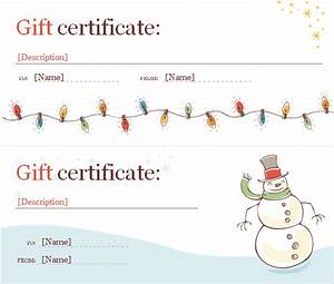 printable gift certificate template mac choice image With free gift certificate template for mac