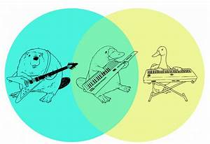 The Laughing Mathematician  Rotationally Symmetric Venn