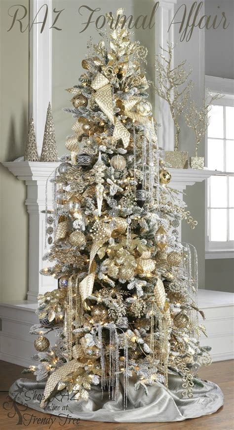 16  [ Raz Gold Christmas Trees ]   Raz Christmas Trees,Bronze Christmas Tree On Pinterest Bronze