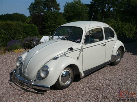 volkswagen beetle white 1964 volkswagen beetle pearl white