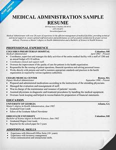 medical administration resume career tips pinterest With healthcare administration resume samples