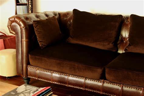 coussin de canapé sur mesure housse de siège métissage matières