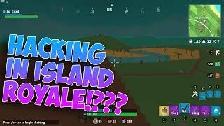 island royale cheat