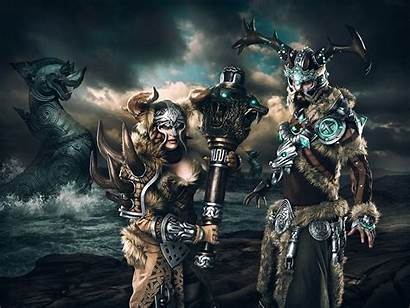 Vikings Wars Guild Fantasy Armor Warriors Viking