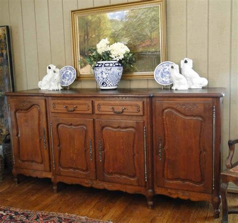 Country Sideboards by Antique Country Buffet Sideboard Louis Xv Cabinet