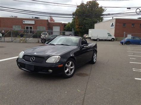 how things work cars 2002 mercedes benz slk class seat position control purchase used 2001 mercedes benz slk320 base convertible 2 door 3 2l in haverford pennsylvania