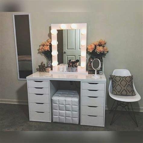 Gorgeous Makeup Vanity Ideas Yishifashion