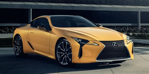 lexus lc vehicles  display chicago auto show