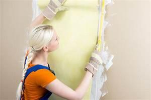 Préparer Un Mur Avant Peinture : pr parer un mur avant papier peint ~ Premium-room.com Idées de Décoration