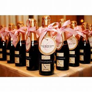 mini champagne bottle favors found on polyvore weddings With mini champagne bottles wedding favors