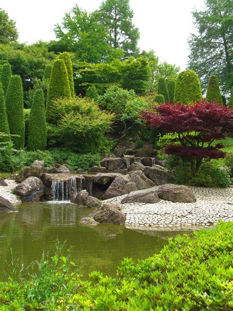 Japanischer Garten Rheinaue by Japanischer Garten In Der Rheinaue Foto Bild
