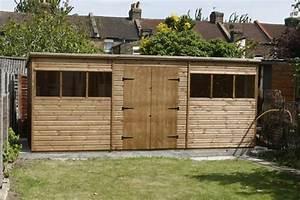 why you need large garden sheds decorifusta With big backyard sheds