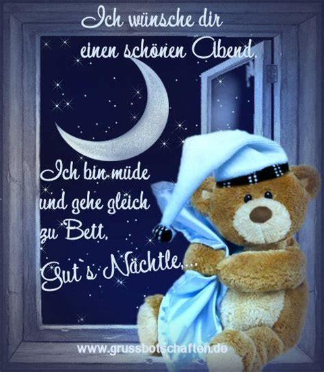 pin von dagmar kuhn auf gute nacht gute nacht guten
