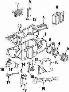 2000 Dodge Durango Air Conditioning Vac Diagram  2000