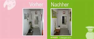 Wände Farblich Gestalten Beispiele : schmalen flur farblich gestalten ~ Markanthonyermac.com Haus und Dekorationen