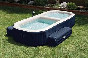 Best Portable Hot Tub - Soak, Socialize, and Relax ⋆ Easy