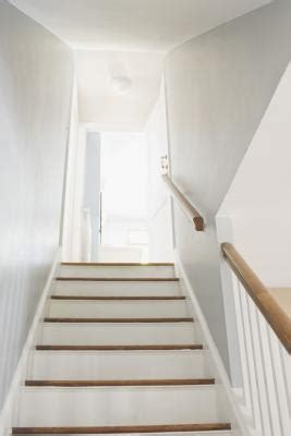linoleum flooring on stairs the best flooring for covering stairs in a home ehow