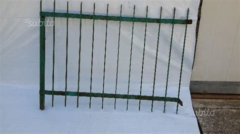 prezzo ringhiera in ferro ringhiera per balcone posot class