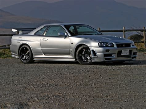 Mad 4 Wheels 2005 Nissan Skyline Gt R R34 Nismo Z Tune