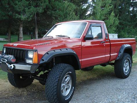 jeep comanche  pickup truck vintage mudder reviews  classic xs  sale