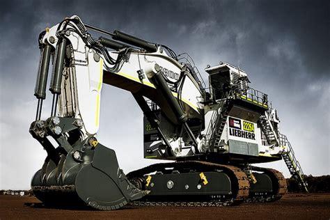 facts  liebherr    biggest mining excavator