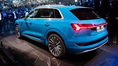 Gesits Electric 2019 by 2019 Audi E The Best Electric Suv