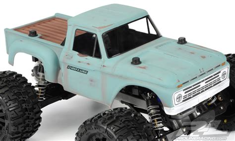 pro     ford   clear body  stampede