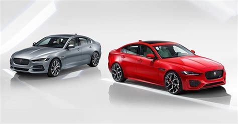 Jaguar Sedan 2020 by The 2020 Jaguar Xe Gets Facelifted Inside And Out For