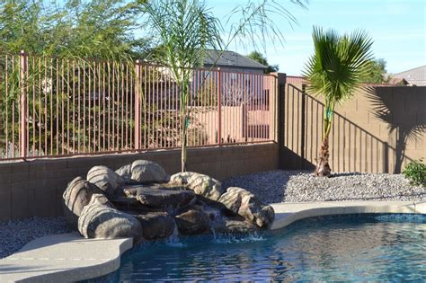 Custom Water Features & Grotto In